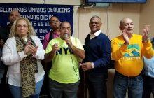 Darío Gonell gana presidencia Club Hermanos Unidos de Queens