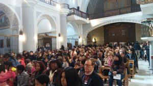 ESPAÑA: Dominicanos veneran Virgen en Valladolid