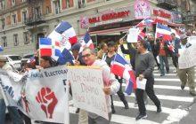 Entusiasmo en NY por marcha del domingo contra corrupción en RD