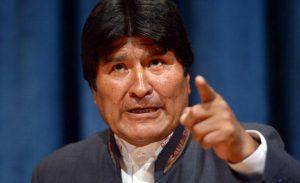 BOLIVIA: Un posible retorno de Evo Morales salta al escenario electoral
