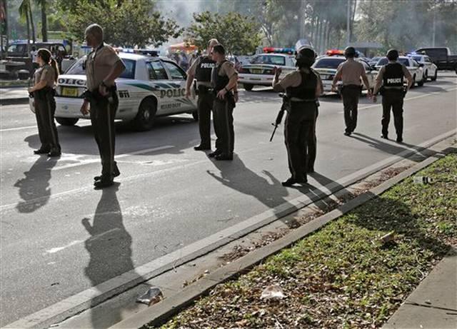 MIAMI: Balacera deja ocho heridos en parque Martin Luther King Jr