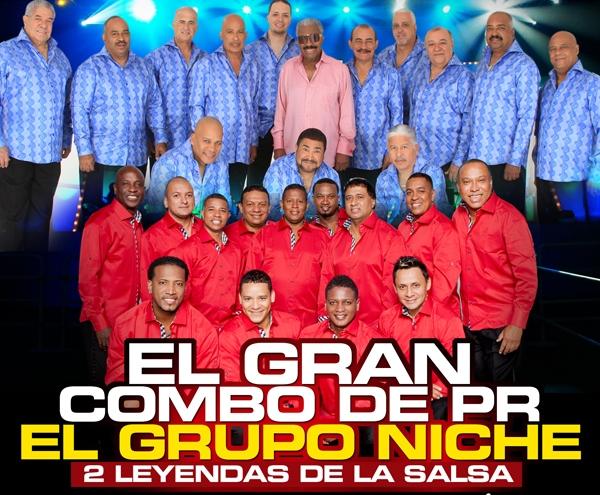 Grupo Niche y El Gran Combo encabezan Día de la Salsa