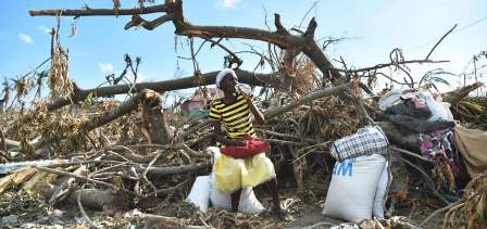 Haití aún necesita $ 52,5 millones para recuperarse tras Matthew