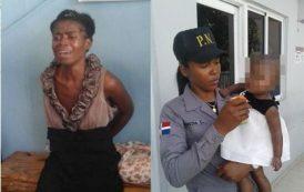 "Apresan haitiana pretendía matar hija como ""sacrificio"" en Basílica"