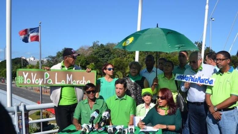 """Convocantes garantizan """"ambiente de paz"""" en la marcha contra la impunidad"""