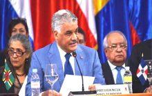 Canciller de RD visitará Guatemala y El Salvador esta semana