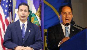 Regidores de Santiago en toma posesión alcaldes en Puerto Rico