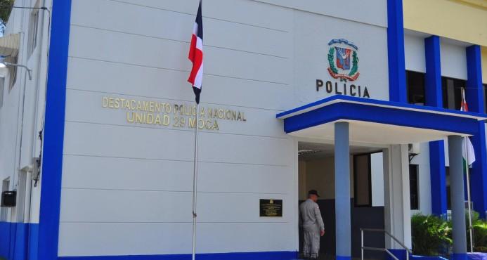 MOCA: Denuncian mafia opera en la Policía
