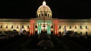 Puertas del Palacio serán abiertas para mostrar ornato navideño