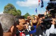 Procuraduría interroga de nuevo al ex vice de CDEEE Radhamés Segura