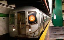 Dominicano gravemente herido por el tren D en Grand Concourse