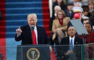 """Presidente Donald Trump: """"Juntos, haremos los EE.UU. grande de nuevo"""""""