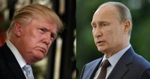 """Trump dice relaciones entre EE.UU. y Rusia """"nunca han estado peor"""""""