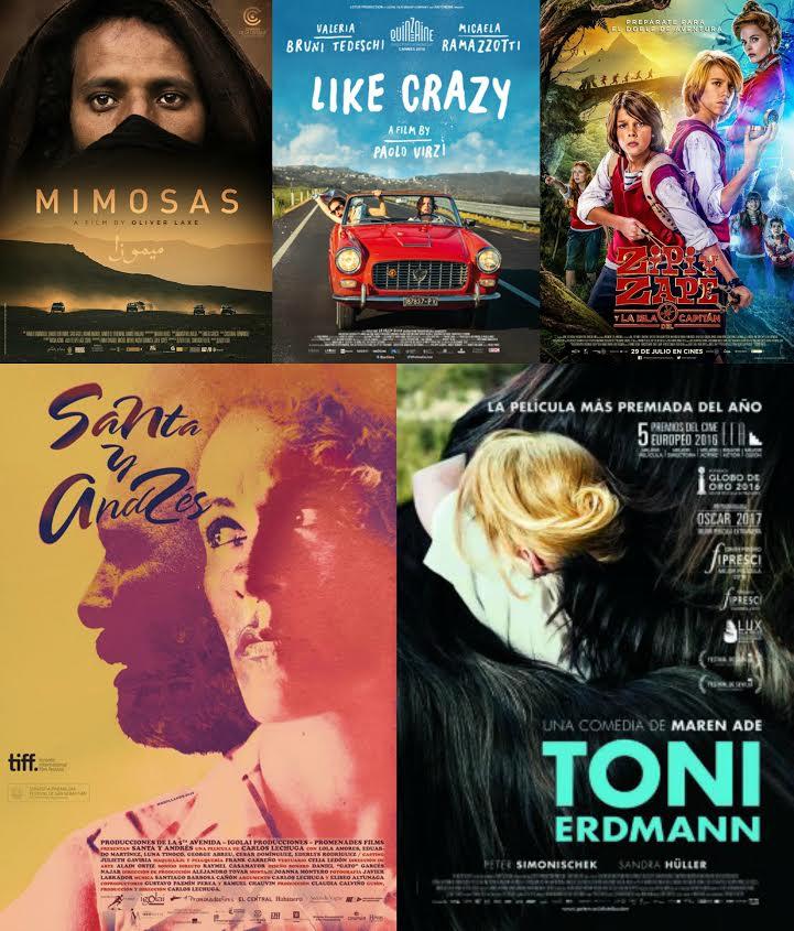 """Película """"Luis"""", de Archie López, abrirá Festival de Cine Global"""