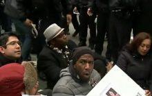 Legisladores NY en resistencia contra Tump; arrestan senadora
