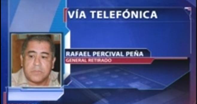 Percival Peña habría alertado a su hijo, Percival Matos, cuando estuvo prófugo