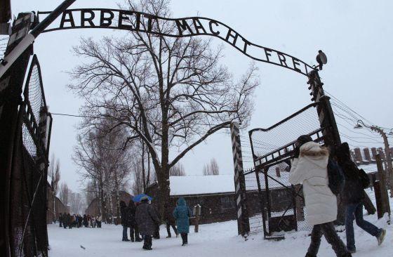 Medio millón de visitantes al campo de concentración de Auschwitz