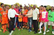 Bayaguana corona campeón Torneo Superior de Fútbol