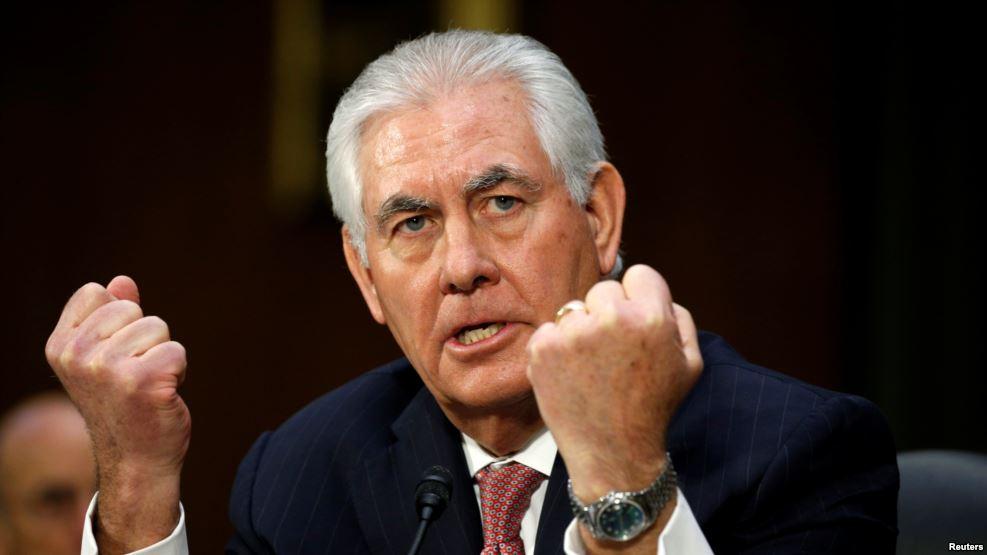 Nominado Secretario Estado EEUU dice Rusia es un peligro