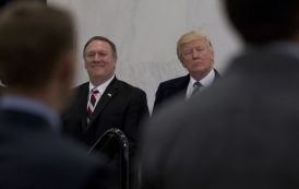 EEUU: Trump apoya servicios de inteligencia e ignora protestas