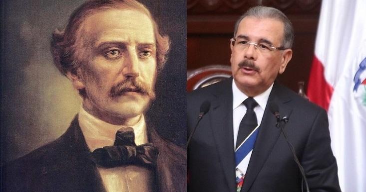 """En día de Duarte, DM llama a """"luchar por la supervivencia de la Nación"""""""