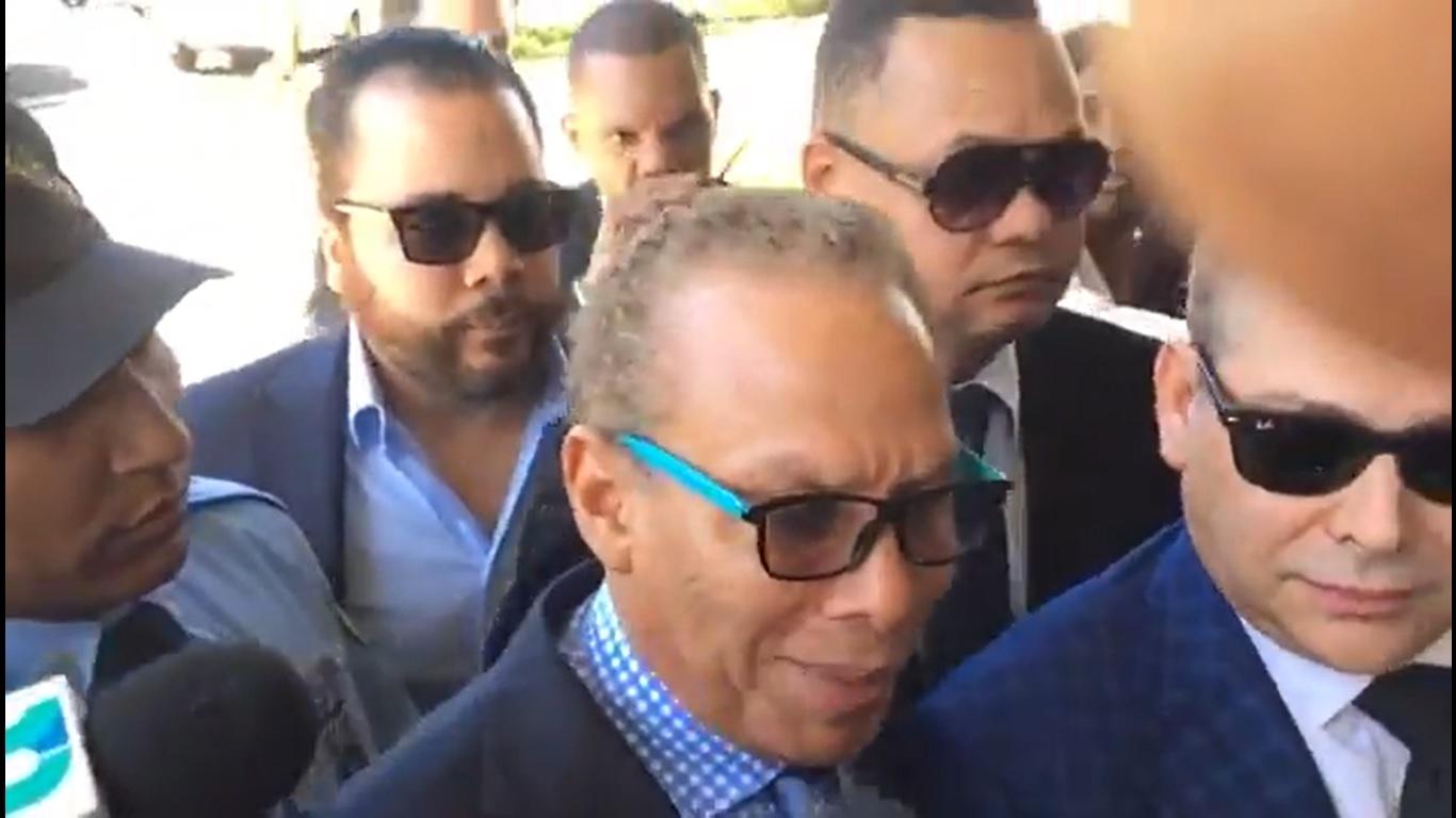 Ángel Rondón insiste recibió dinero, como honorarios por labor profesional