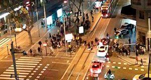 ESPAÑA: Preso por falso testimonio dominicano fue herido en el cuello