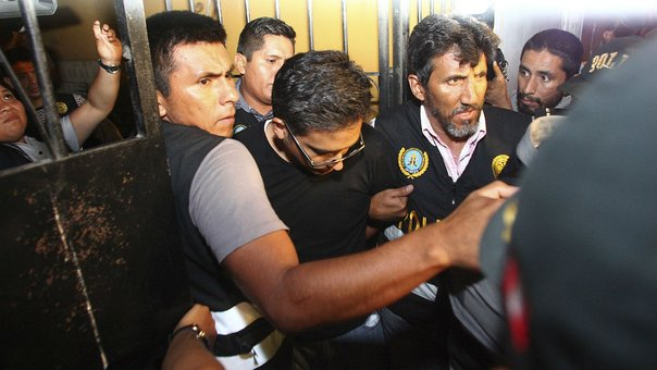 PERU: Dictan prisión para testaferro exviceministro sobornado Odebrecht