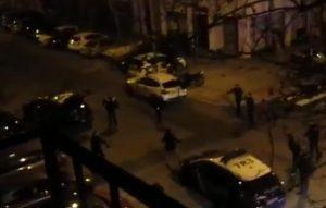 MADRID: Dominicano con cuchillo siembra el pánico en barrio Tetuán