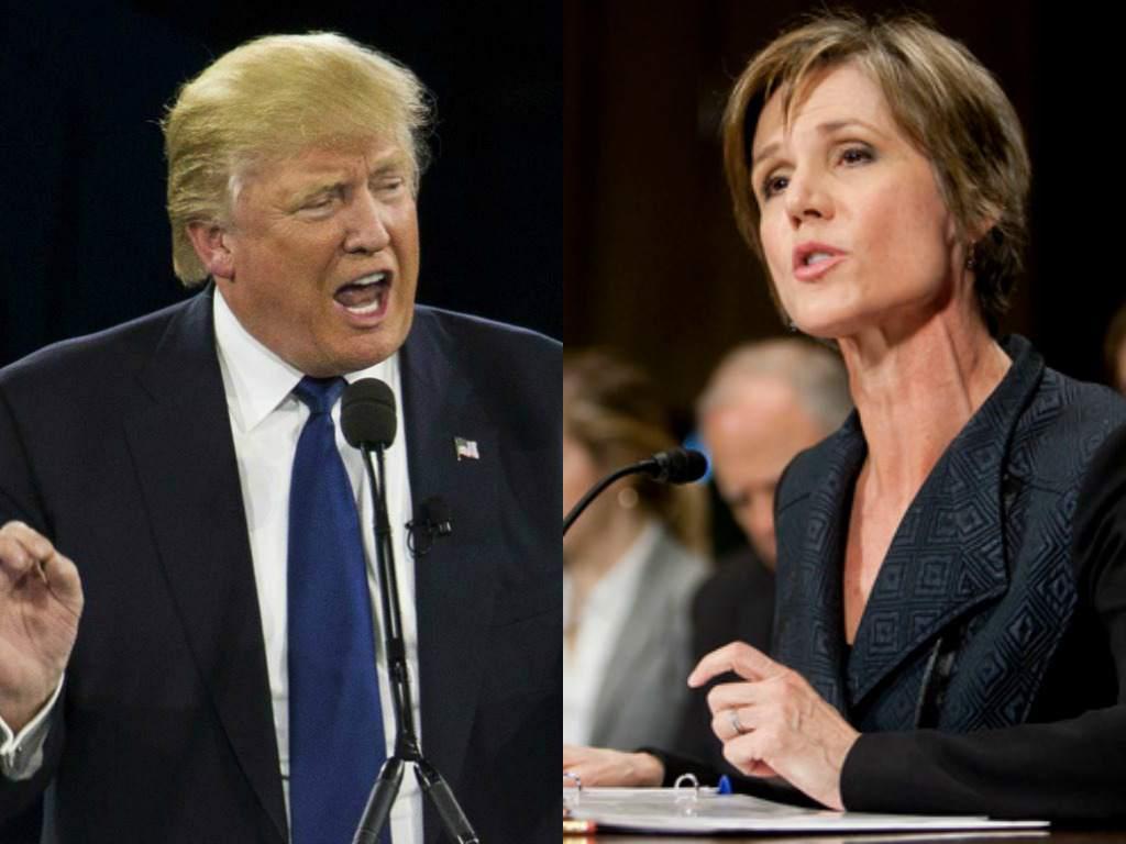 Trump despide a la Fiscal General que se negó a defender su veto migratorio