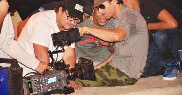 """Enrique Iglesias filma en Cuba video del tema """"Súbeme la radio"""""""