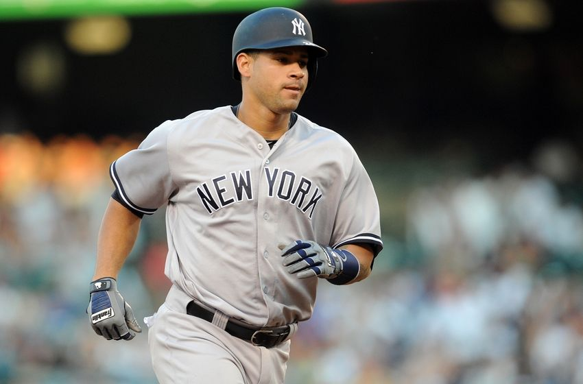 Gary Sánchez lidera núcleo joven de los Yankees
