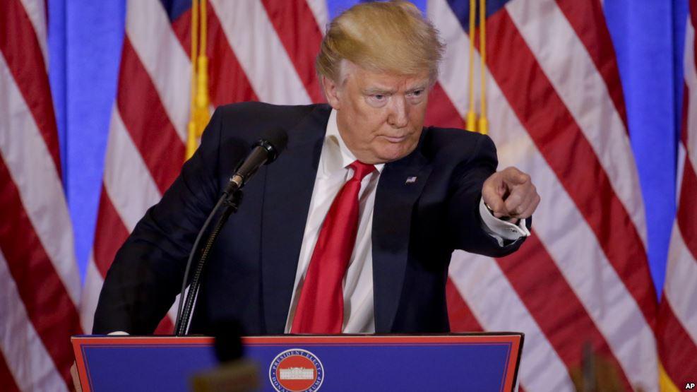 NY: Trump reconoce Rusia es responsable hackeo cuentas demócratas