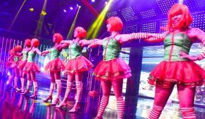 """Cientos de niños disfrutan espectáculo """"Mágica Navidad"""""""