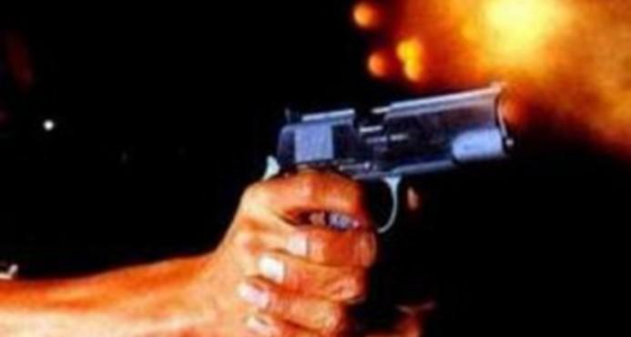 Matan raso PN de un balazo en la cabeza para robarle su arma de reglamento