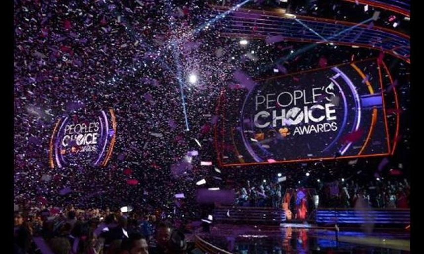 Premios People's Choice Awards 2017 con gran expectativa