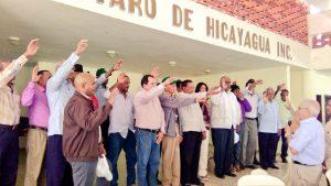 EL SEIBO: JAD juramenta Consejo Provincial