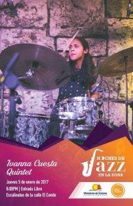 Continúa en zona colonial Noches de Jazz