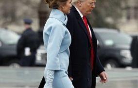 El estilo de la primera dama de EEUU, Melania Trump