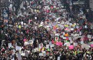 Más de 200 mil neoyorquinos se unen a la Marcha de Mujeres
