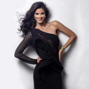 Modelo en busca de fondos para participar en Miss Universo