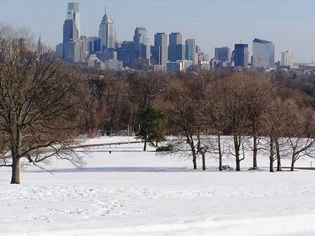 FILADELFIA: Esperan 3 pulgadas de nieve para esta noche del jueves
