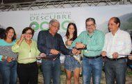 OCOA: Inauguran cuarta Feria Agroturística y Artesanal