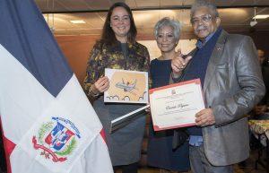 FRANCIA: Consulado RD festeja comunidad criolla en Navidad