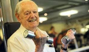 Músculos y fortaleza después de los 60 años