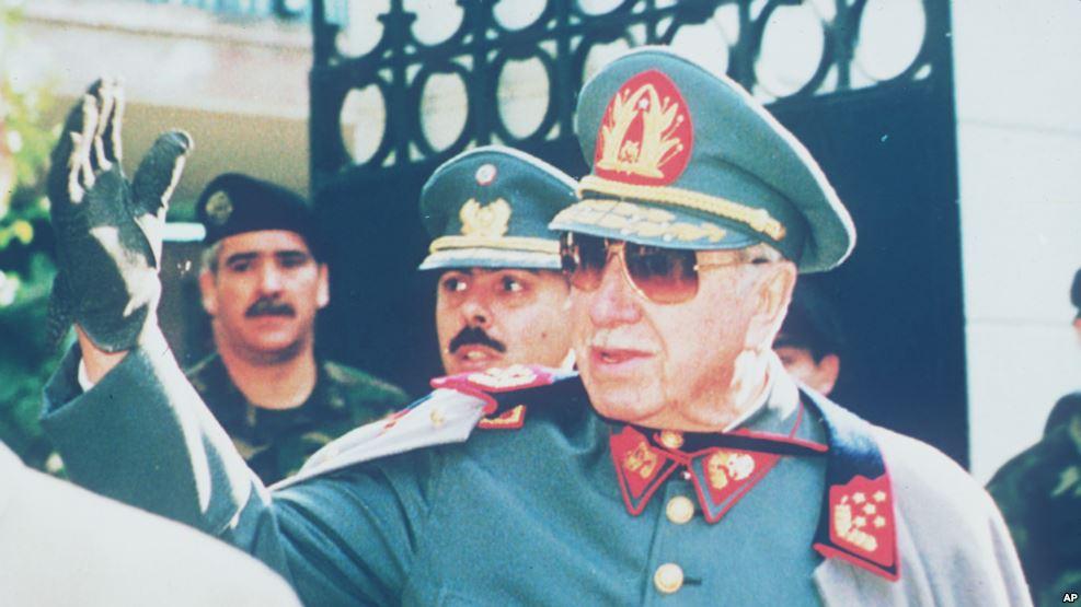 CHILE: Corte Suprema ordena decomiso US$ 1.6 millones de bienes de Pinochet