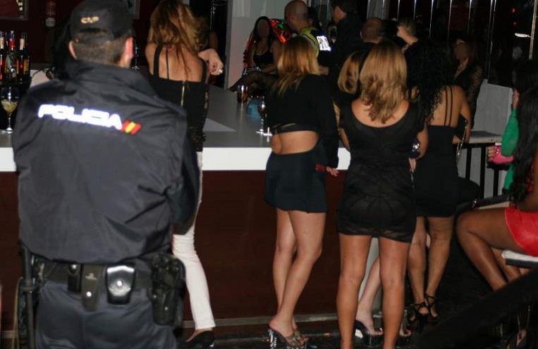 ESPAÑA: Rescatan adolescente dominicana de red de prostitución