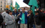 Alianza País exhorta participar en protesta el 22 en Alto Manhattan