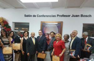 MIAMI: Consulado RD inaugura centro conferencias profesor Juan Bosch