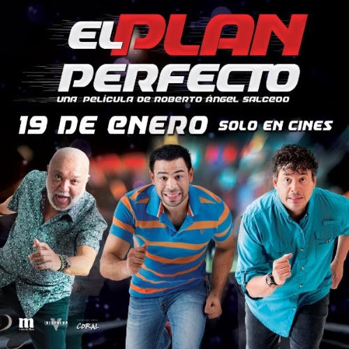 """Anuncian estreno película """"El Plan Perfecto"""""""
